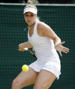 Сабина Лисицки, фото 6. Sabine Lisicki Wimbledon 2011 - SemiFinal Match, photo 6