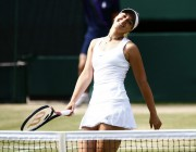 Сабина Лисицки, фото 9. Sabine Lisicki Wimbledon 2011 - SemiFinal Match, photo 9
