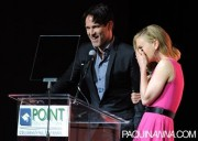 Anna Paquin-At The Point Honour Gala in LA September 24th 2011