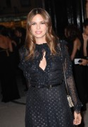 Darya Zhukova at Yves Saint Laurent Fashion Show 2012, 3 October, x4