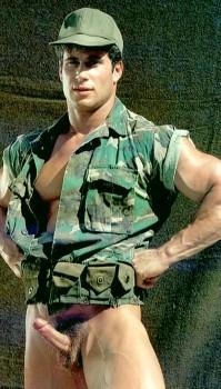 Military Dick 111