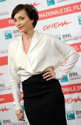 Кристин Скотт Томас, фото 72. Kristin Scott Thomas 'The Woman in the Fifth' Photocall at the International Rome Film Festival (30.10.2011), foto 72