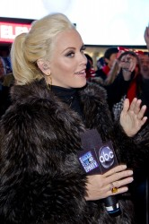 Jenny McCarthy Co-Hosting Dick Clark's New Years Rocking Eve in Times Square in NYC December 31, 2011 HQ x 14