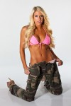 Барби Бланк (Келли Келли), фото 444. Barbie Blank (Kelly Kelly) Chad Martel Photoshoot 2012, foto 444