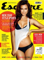 Esquire Magazine (2012) UK