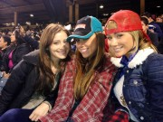 Sara Underwood,Candace Bailey,Jessica Hall Twitpic 1/14/12 +1 ADD