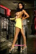 Прия Райi Анджали, фото 277. Priya Anjali Rai 'Fine Butt Lounge' Foxes Set, foto 277