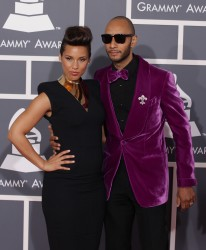 Алиша Киз (Алисия Кис), фото 3067. Alicia Keys 54th annual Grammy Awards - 12/02/2012 - Red Carpet, foto 3067