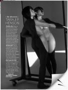 """Taraji P. Henson - """"In-Style"""" Nude Photoshoot (1/28/17)"""