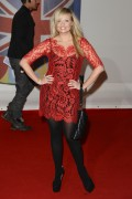 Эмма Бантон, фото 2294. Emma BuntonThe Brit Awards 2012 at The O2 Arena in London. 21.02.2012, foto 2294