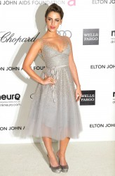 Jessica Lowndes @ 20th Annual Elton John AIDS Foundation Party February 26, 2012 HQ x 7