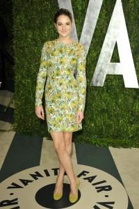 Шэйлин Вудли, фото 857. Shailene Woodley Vanity Fair Oscar Party - West Hollywood - 26.02.2012, foto 857