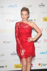 Кайли Миноуг, фото 4085. Kylie Minogue Syney Mardi Gras VIP party in Sydney, Australia, March 1, foto 4085