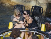 Эшли Бенсон, фото 372. Ashley Benson at Busch Gardens in Tampa Bay 03/03/12*with Vanessa Hudgens, foto 372,
