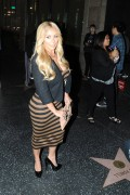 Aubrey O'Day - at Katsuya in Hollywood  07/17/12