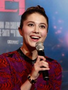 Mary Elizabeth Winstead - Abraham Lincoln Vampire Hunter Press Conference  08/16/12