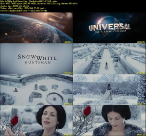 Snow White and the Huntsman (2012) BluRay 720p BRRip 800mb