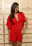 Dania Ramirez - Moet & Chandon Suite at the 2012 US Open in NY 09/05/12 MQ