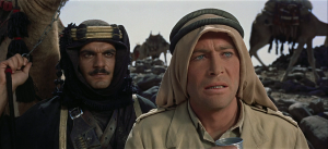 Lawrence z Arabii / Lawrence of Arabia (1962) PL.720p.BDRip.XviD.AC3-ELiTE / Lektor PL